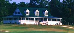 Legend Oaks Plantation golf clubhouse