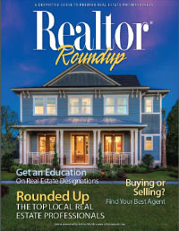 Realtor Roundup - Magazine Cover